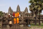Výlet: První chrámy v Kambodže-Angkor Wat a Angkor Thom