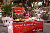 Výlet: Řím-Praha-Bangkok-Kambodža