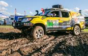 Výlet: Rallye Dakar 2017 - část první - Paraguay