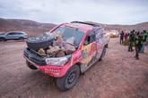 Výlet: Rallye Dakar 2017 - Část druhá,  Argentina poprvé