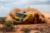 Výlet: Rallye Dakar 2017 - Část čtvrtá - Argentina podruhé